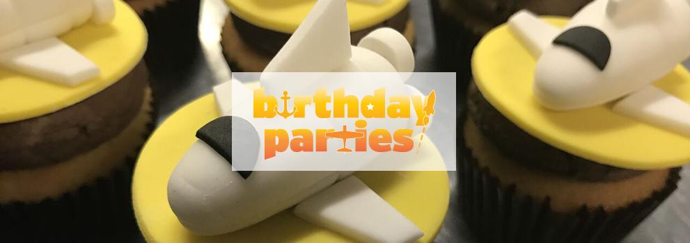 Birthday Parties at Intrepid