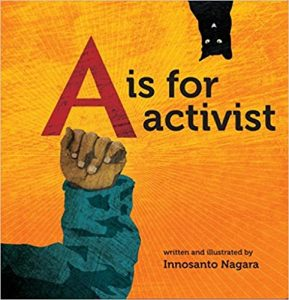 a is for activist book